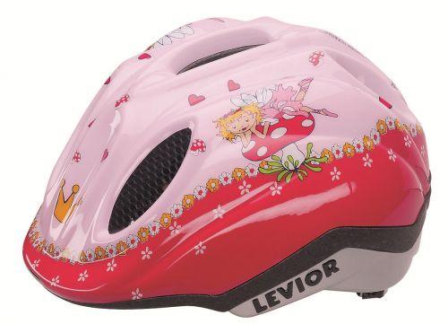 Kinder Fahrradhelm Levior Prinzessin Lillifee