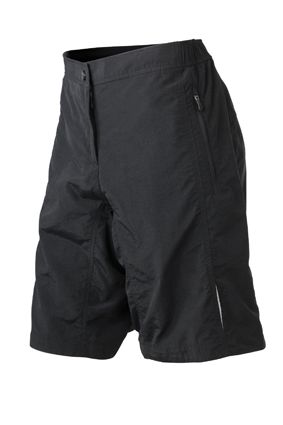 Fahrrad-Shorts / Fahrradhose 2-in-1 für Damen