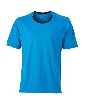 Lauf-Shirt in leuchtenden Farben für Herren