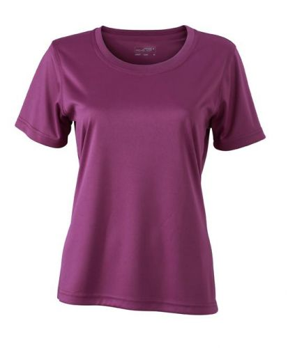Damen Funktions T-Shirt für Sport und Freizeit