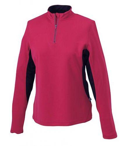 Laufshirt - Lauftrikot Langarm Running für Damen