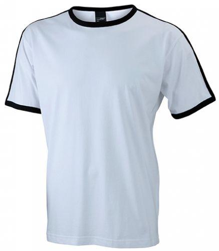 T-Shirt Flag für Herren mit Rundhalsausschnitt