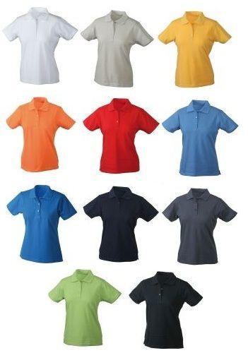 05443f33afd8a9 Funktions Poloshirt aus CoolDry® für Damen