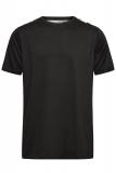 Sport- und Fitness-Shirt für Herren aus Recycled-Polyester